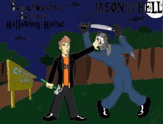 Blockbuster Buster: Jason Goes to Hell review