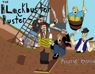 Blockbuster Buster: Pirates 3 review