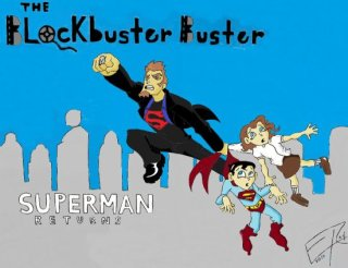 Blockbuster Buster: Superman Returns review