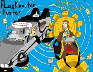 Blockbuster Buster: Time Machine review