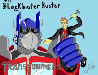 Blockbuster Buster: Transformers review