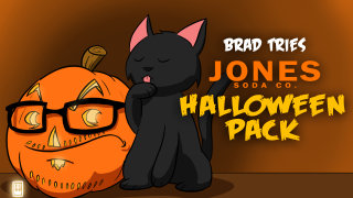 Brad Jones: Brad Tries Jones Soda Halloween Pack