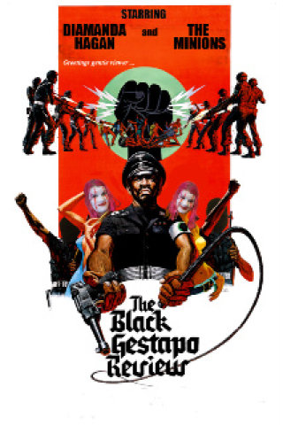 Diamanda Hagan: Diamanda Hagan Reviews: The Black Gestapo HD