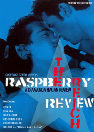 Diamanda Hagan: Diamanda Hagan Reviews: The Raspberry Reich HD