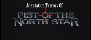MarzGurl: Adaptation Terrors of Fist of the North Star