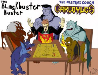 Blockbuster Buster: Casting The Gargoyles