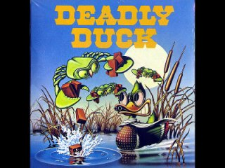 Weird Video Games: Deadly Duck (Multiple Platforms)