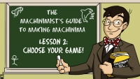 The Machinimist: The Machinimist's Guide to Making Machinima Episode 2: Choose Your Game!