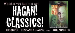Diamanda Hagan: Hagan Commentaries 01 07: Children of the Living Dead Review
