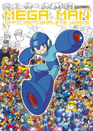 The Gaming Historian: Footnotes: Mega Man: Official Complete Works