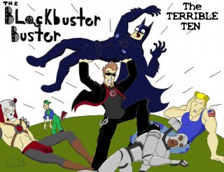 Blockbuster Buster: Terrible Ten review