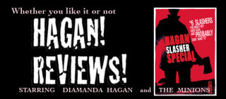 Diamanda Hagan: Diamanda hagan Special Review: Hagan Slasher Special SD