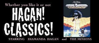 Diamanda Hagan: Hagan Commentaries: Condorman Review