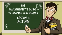 The Machinimist: The Machinimist's Guide to Making Machinima Episode 4: ACTING!