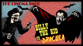 Cinema Snob: BILLY THE KID VS DRACULA