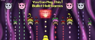 You Can Play This: Bullet Hell Games