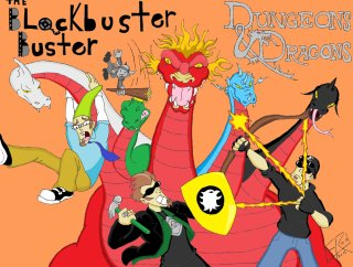 Blockbuster Buster: Dungeons & Dragons review