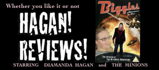 Diamanda Hagan: Diamanda Hagan Review: Biggles Adventures in Time review SD