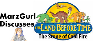 MarzGurl: The Land Before Time VII