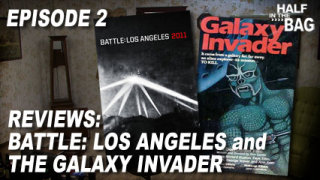 Red Letter Media: Half in the Bag: Battle: Los Angeles and The Galaxy Invader