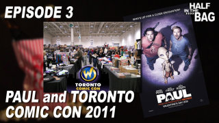 Red Letter Media: Half in the Bag - Paul and Toronto Comic Con