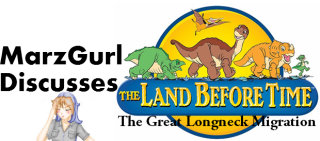 MarzGurl: The Land Before Time X