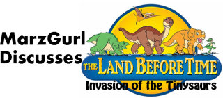 MarzGurl: The Land Before Time XI