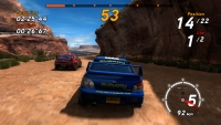 Giant Bomb: Quick Look: Sega Rally Online Arcade