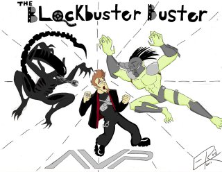 Blockbuster Buster: Alien vs Predator Review