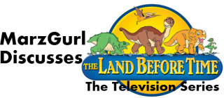 MarzGurl: The Land Before Time TV Series