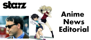 MarzGurl: Anime News Editorial - Starz's Live-Action Anime