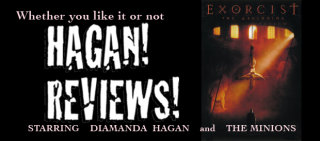 Diamanda Hagan: Diamanda Hagan Review Special Review : Exorcist The Beginning HD