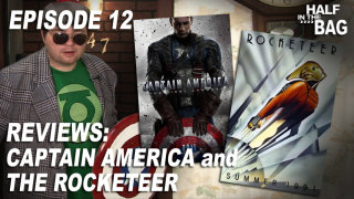 Red Letter Media: Half in the Bag: Captain America and The Rocketeer