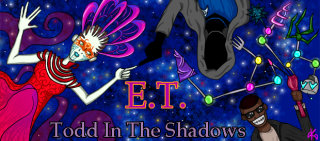 Todd in the Shadows: E.T. by Todd In The Shadows