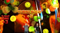 Giant Bomb: Quick Look: Fruit Ninja Kinect