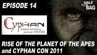 Red Letter Media: Half in the Bag: Rise of the Planet of the Apes and Cyphan Con 2011 Thumbnail