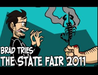 Brad Jones: Brad Tries The State Fair 2011