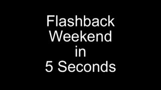 Brad Jones: Flashback Weekend in 5 Seconds
