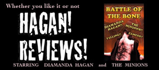 Diamanda Hagan: Diamanda Hagan Review Battle of the Bone SD