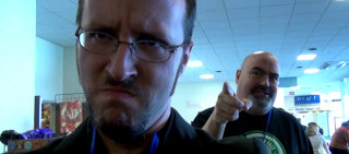 Doug Walker: Kyle Hebert is an A**HOLE!