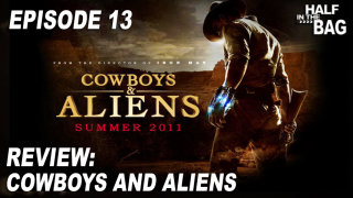 Red Letter Media: Half in the Bag: Cowboys and Aliens