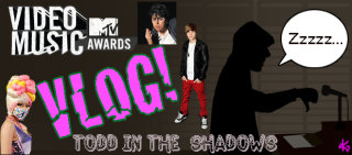 Todd in the Shadows: VLOG: The MTV Video Music Awards 2011