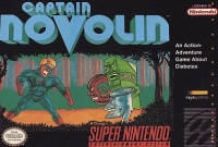 Clan of the Gray Wolf: Weird Video Games: Captain Novolin (SNES)
