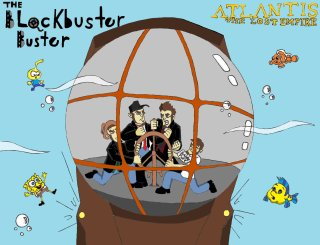 Blockbuster Buster: Atlantis review