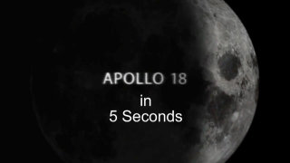 Brad Jones: Apollo 18 in 5 Seconds
