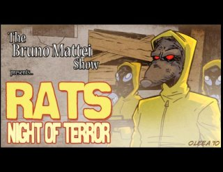 Brad Jones: The Bruno Mattei Show, Ep 16: Rats: Night of Terror