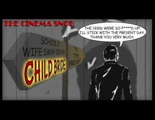 Cinema Snob: CHILD BRIDE