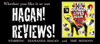 Diamanda Hagan: Diamanda Hagan Review The Dragon Lives Again SD