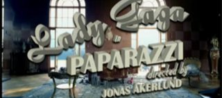 Todd in the Shadows: FROM THE VAULTS: Paparazzi by Lady Gaga