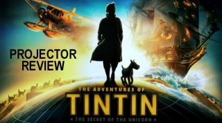 Film Brain: Projector: The Adventures of Tintin - The Secret of the Unicorn